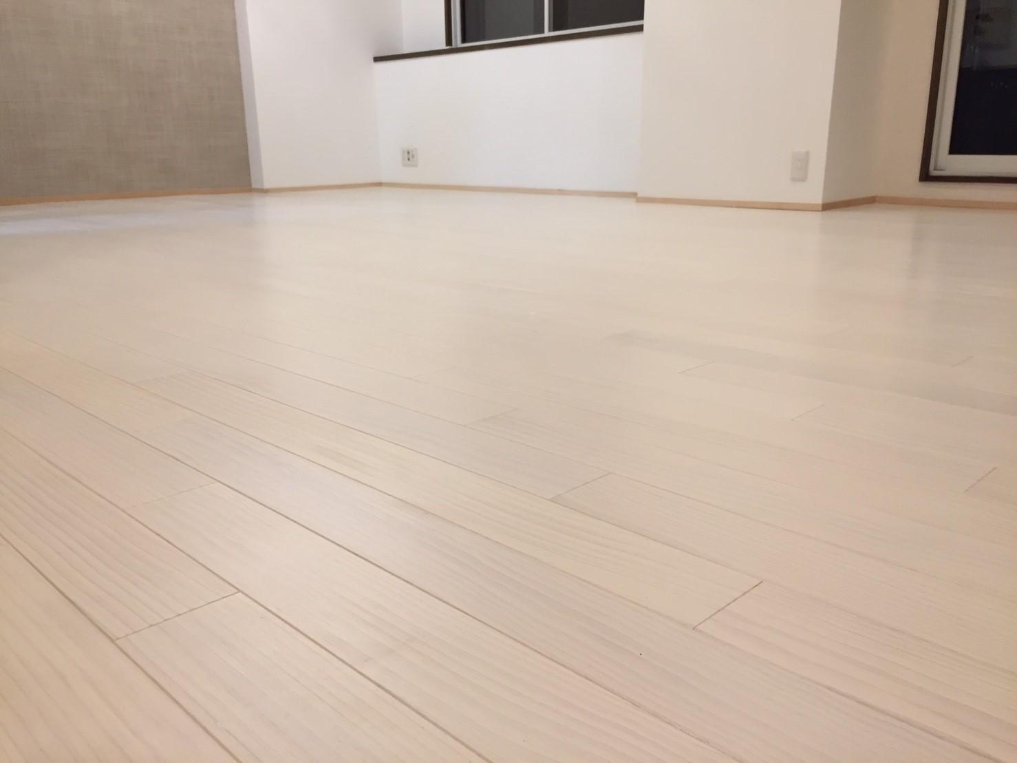 リフォーム後のリビング_03 《 Asia Home 施工事例001 横浜市中区 3LDKマンション 》