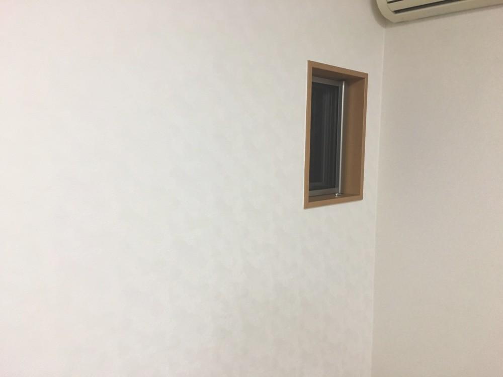 クロス(壁紙)貼り替え後の室内_02 《 Asia Home 施工事例003 横浜市港北区 2LDK テラスハウス 》