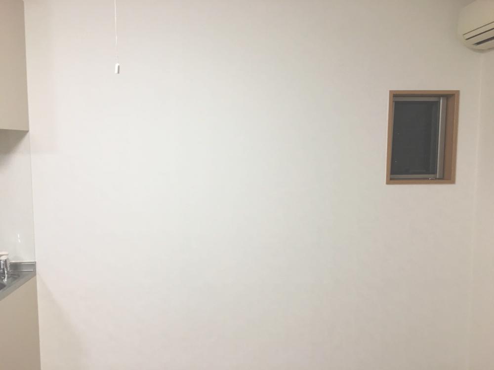 クロス(壁紙)貼り替え後の室内_03 《 Asia Home 施工事例003 横浜市港北区 2LDK テラスハウス 》
